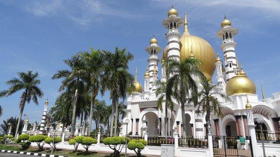 Ubudiah Mosque: ubudiah1
