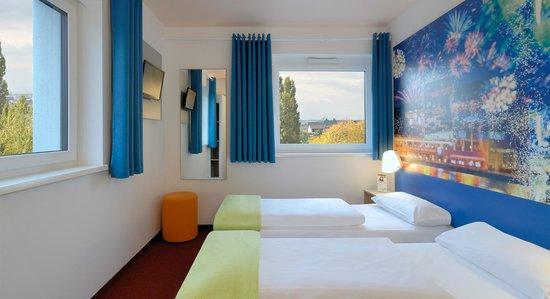 B&B Hotel Heidelberg - Zweibettzimmer