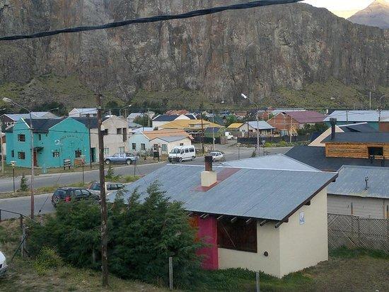 Hotel El Paraíso: Vista desde la habitación