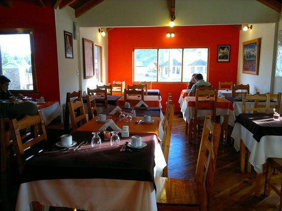 Hotel El Paraíso: Comedor
