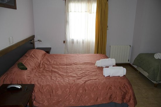 Hotel El Paraíso: Habitación