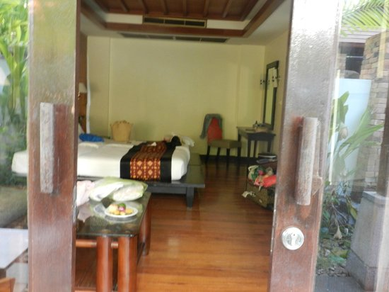 Railay Village Resort: por dentro