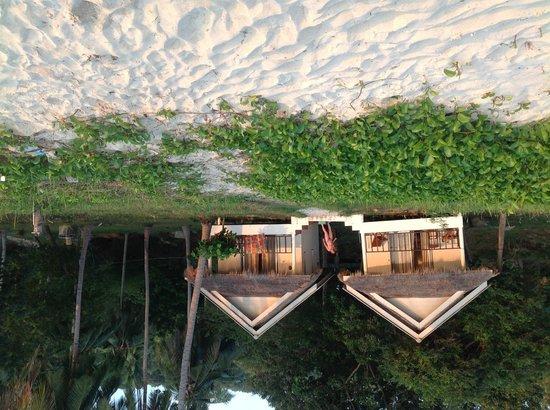 Secret Beach Bungalows: The 2 bungalows