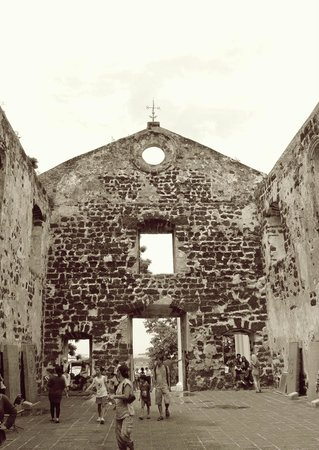Malacca Heritage Centre: Church Melacca