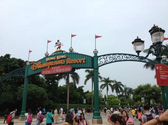 Hong Kong Disneyland - Picture of Hong Kong Disneyland, Hong Kong ...