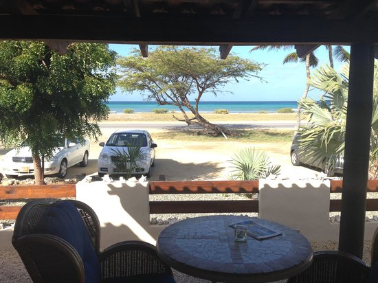 Aruba Sunset Beach Studios: Ocean view