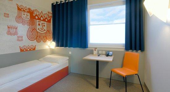 B&B Hotel Kaiserslautern - Barrierefreies Zimmer