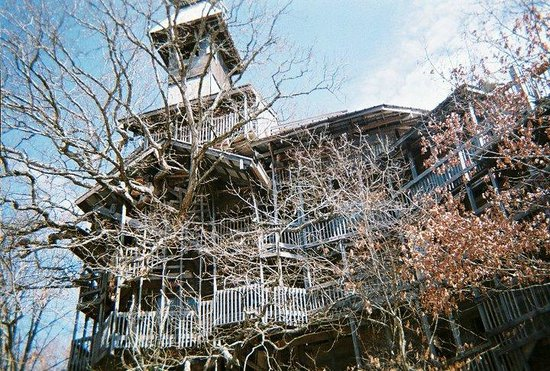 Treehouse, Crossville Tn