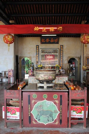 Sam Po Kong Temple