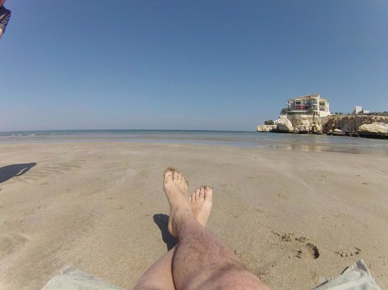 Crowne Plaza Muscat: Muscat Beach