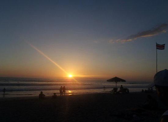 Playa Santa Teresa: Sunset