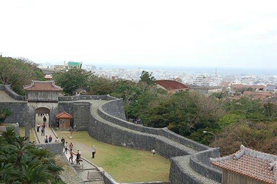 Shurijo Castle: 城郭