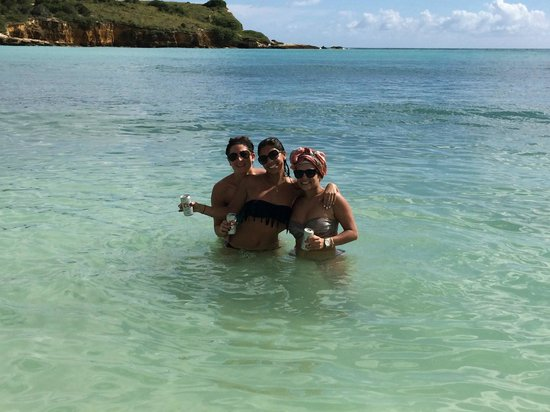 Hanging at Playa Sucia!