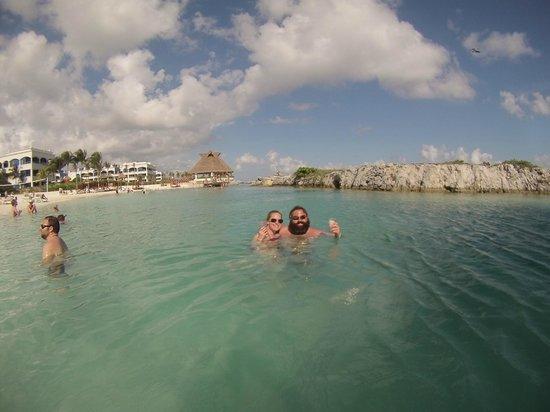Hard Rock Hotel Riviera Maya: Adult Lagoon near Heaven