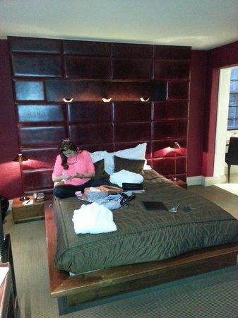 The Samling Hotel: Dove Nest room