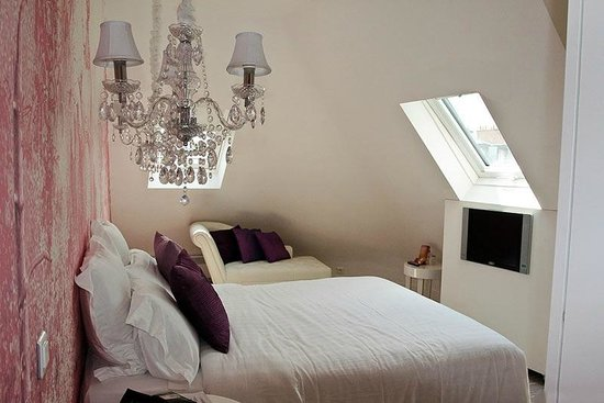 Hotel Cluny Square : Romance Suite