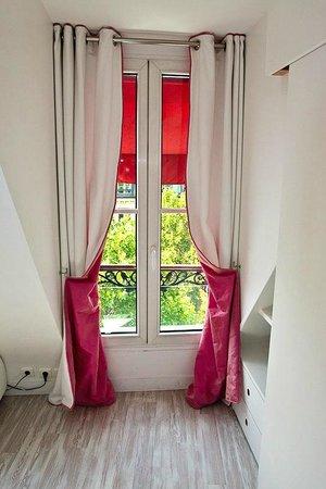 Hotel Cluny Square: В номере Romance Suite