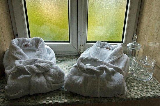 Hotel Cluny Square : В номере Romance Suite