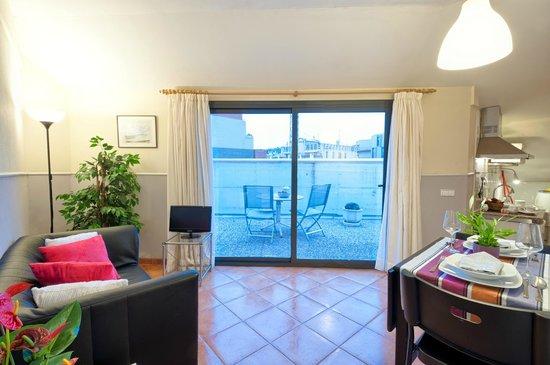 Photo of Apartamentos Sata Park Guell Area Barcelona