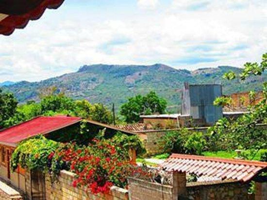 B&B Casa del Abuelo: Vista desde la terraza
