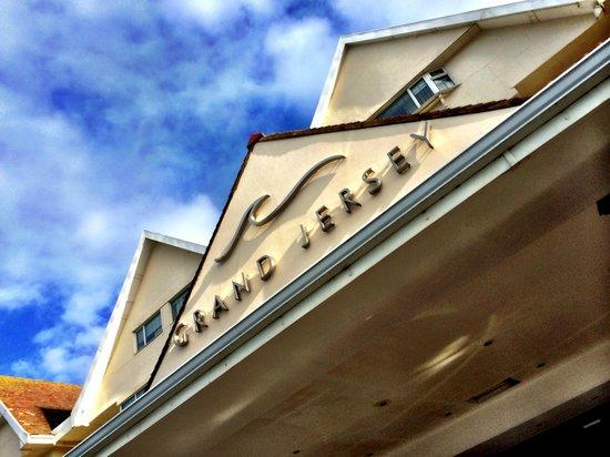 Grand Jersey Hotel & Spa: Hotel