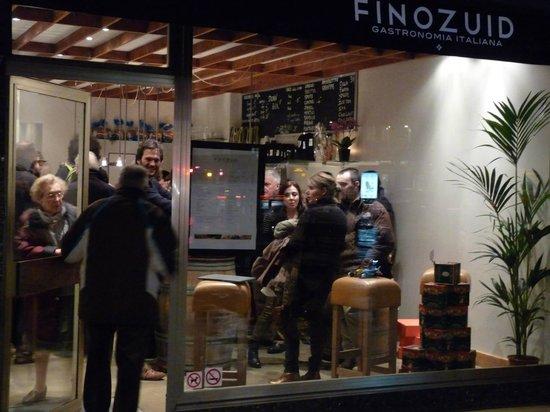 Fino Restaurant: Finozuid