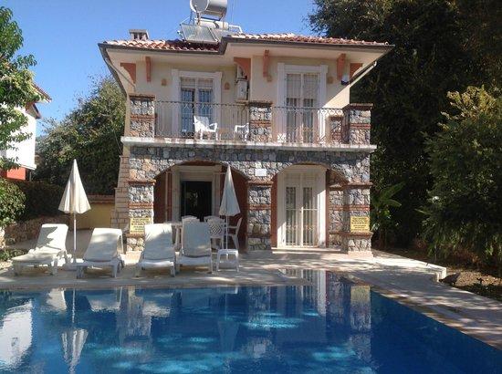 Orka Club Hotel & Villas: Villa Sunset 2 - in October