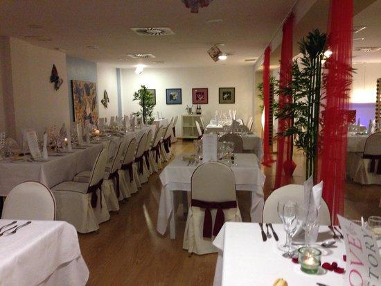 Hotel Bonalba Alicante: RESTAURANTE