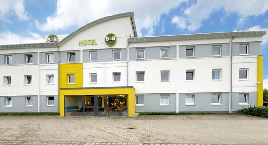 B&B Hotel Leipzig