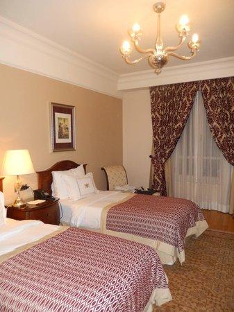 Pera Palace Hotel, Jumeirah: В номере