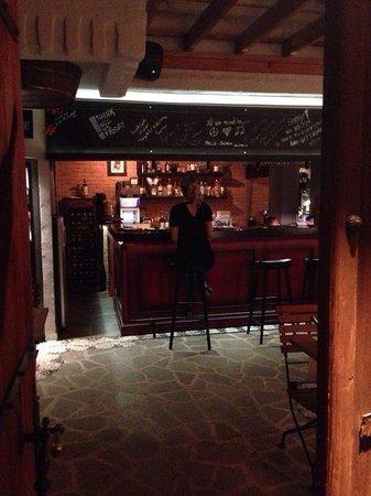 Avlu Bistro & Bar : Huzur
