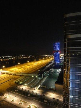 Centro Capital Centre: Vue depuis le 20ème étage