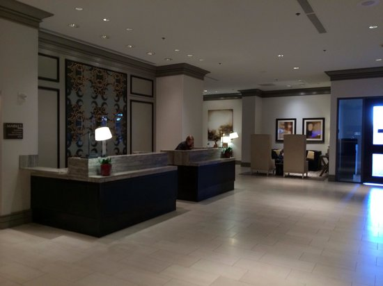 Hilton Dallas Park Cities : Lobby