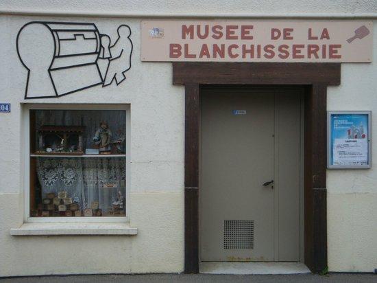 ENTREE MUSEE DE LA BLANCHISSERIE