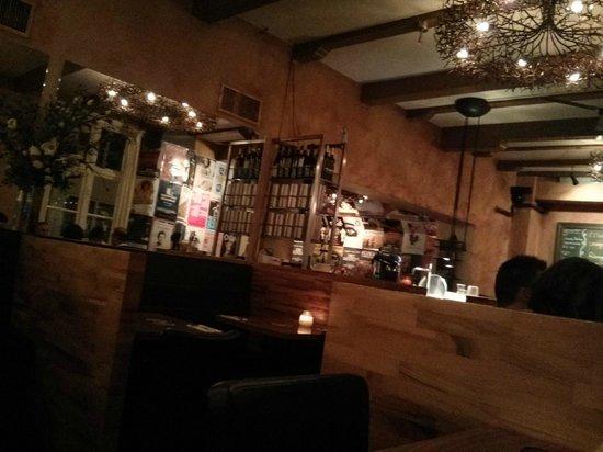 Restaurant Szmulewicz: la salle