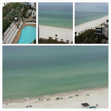 Holiday Inn Resort Panama City Beach : View from our room