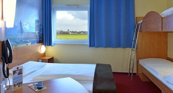 B B Hotel Munchen Airport Hallbergmoos
