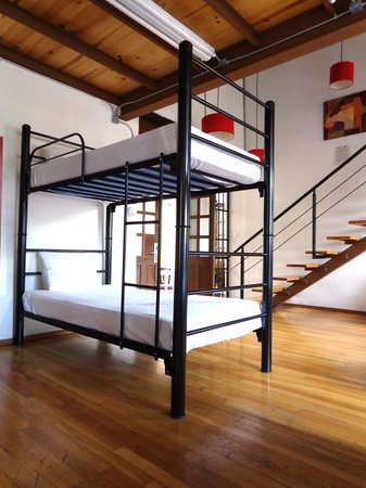 Hostal Centro Historico Regina: Dormitorio