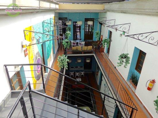 Hostal Centro Historico Regina: vista