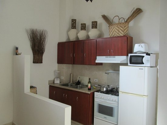 Casa Sucre Boutique Hotel : Fully equipped  kitchen