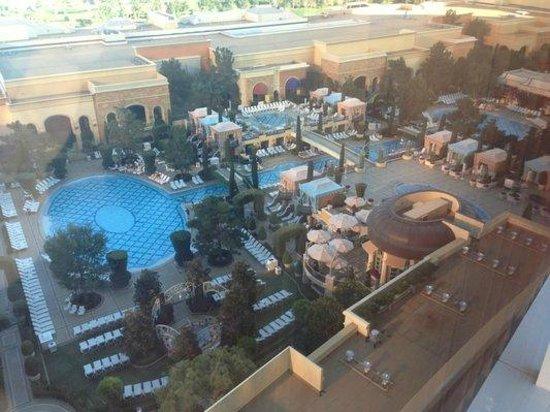 Wynn Las Vegas: Pool at Wynn
