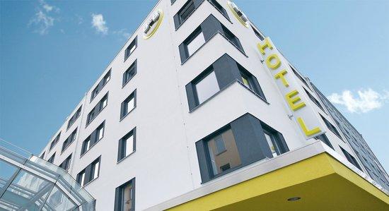 B&B Hotel Nürnberg-City - Außenansicht