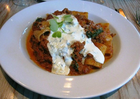 White Dog Cafe - Wayne: Lamb Bolognese