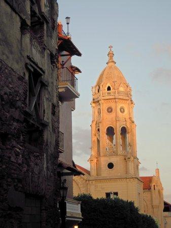 Casa Sucre Boutique Hotel : Casco Viejo scene