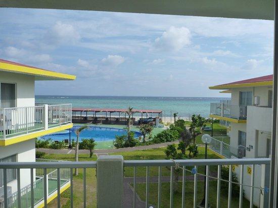 Resort Hotel Bel Paraiso: コテージより