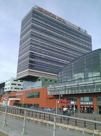 Movenpick Hotel Amsterdam City Center: Movenpick Hotel