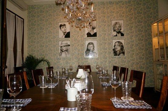 Attractive Le Quartier Restaurant: Private Dining Room