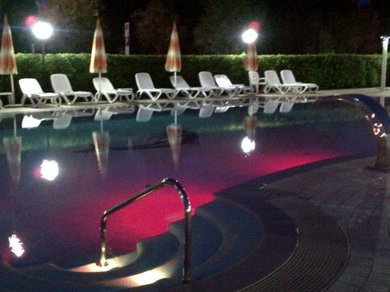 Hotel le Tegnue : piscina