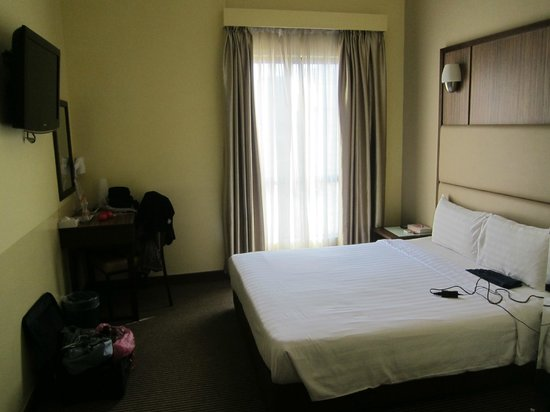 Hotel Sentral: la camera