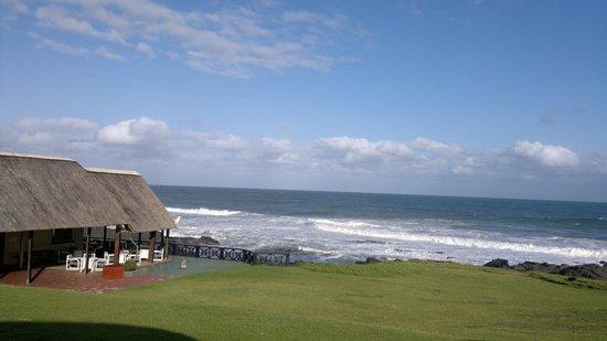 Kob Inn Beach Resort: Room with a view